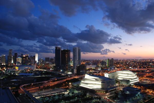 Miami-at-night