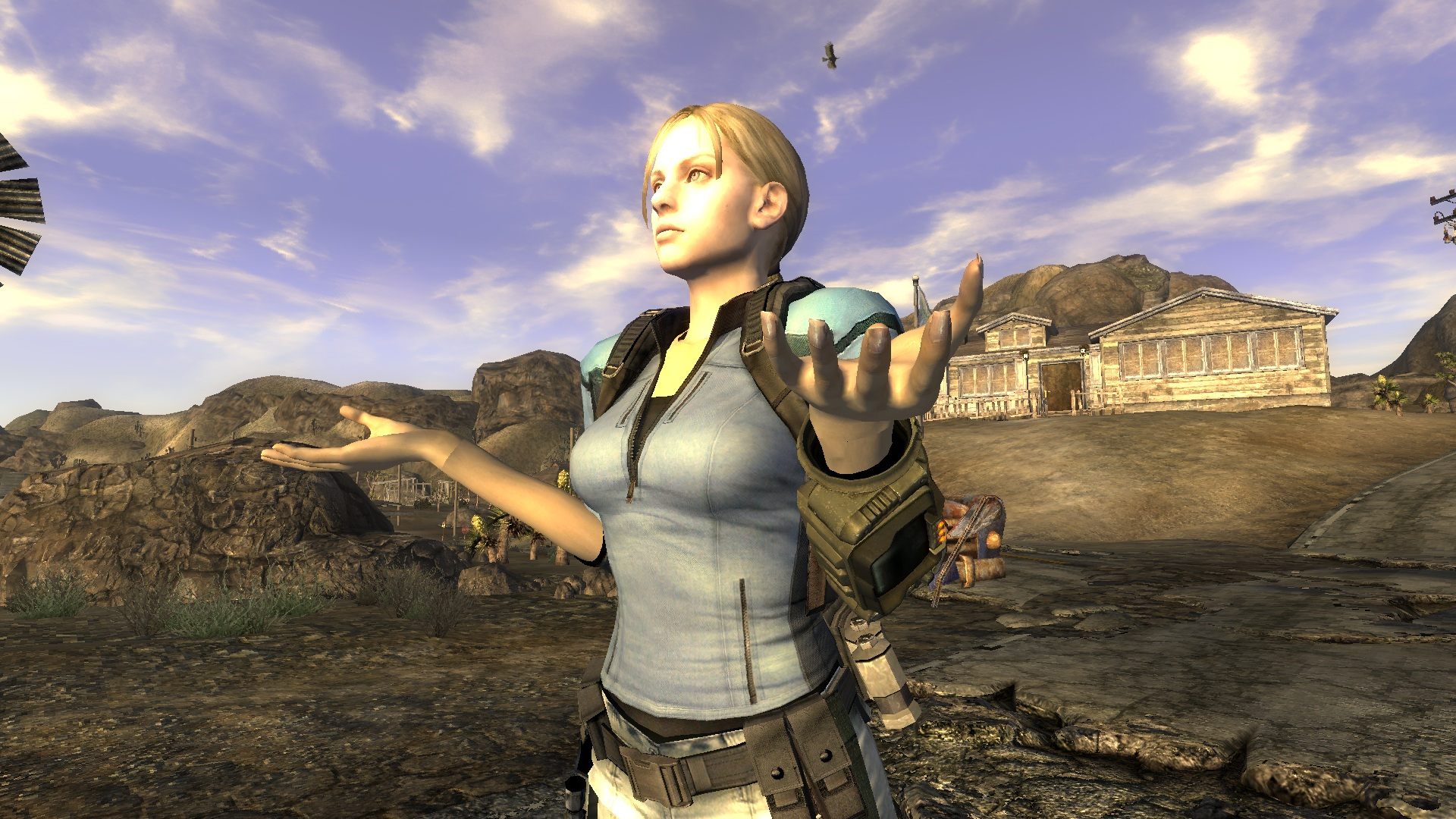Skyrim Wallpaper Fall Fallout New Vegas Mods And Community