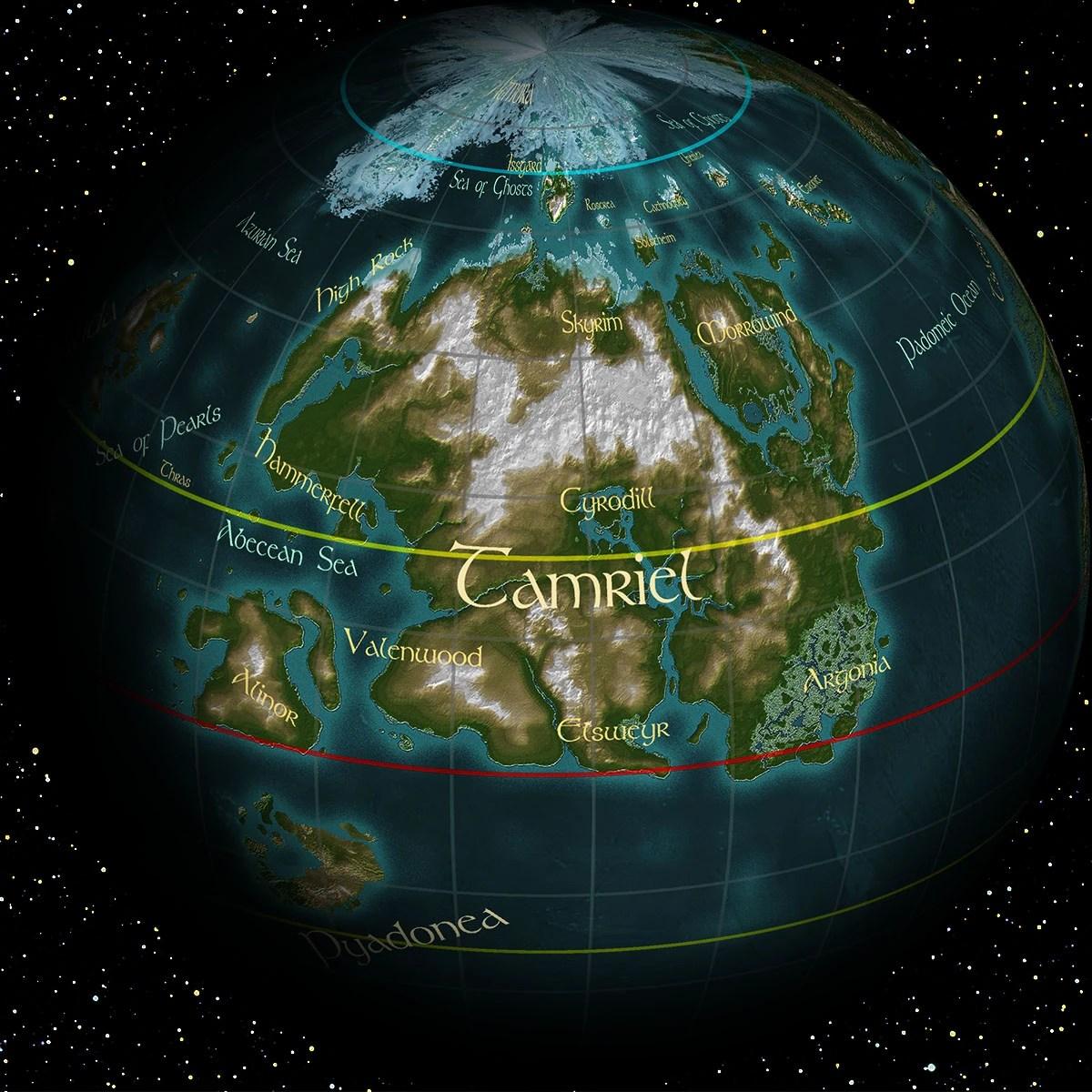 Anu 3d Name Wallpaper Orks Vs Tamriel Elder Scrolls Spacebattles Forums