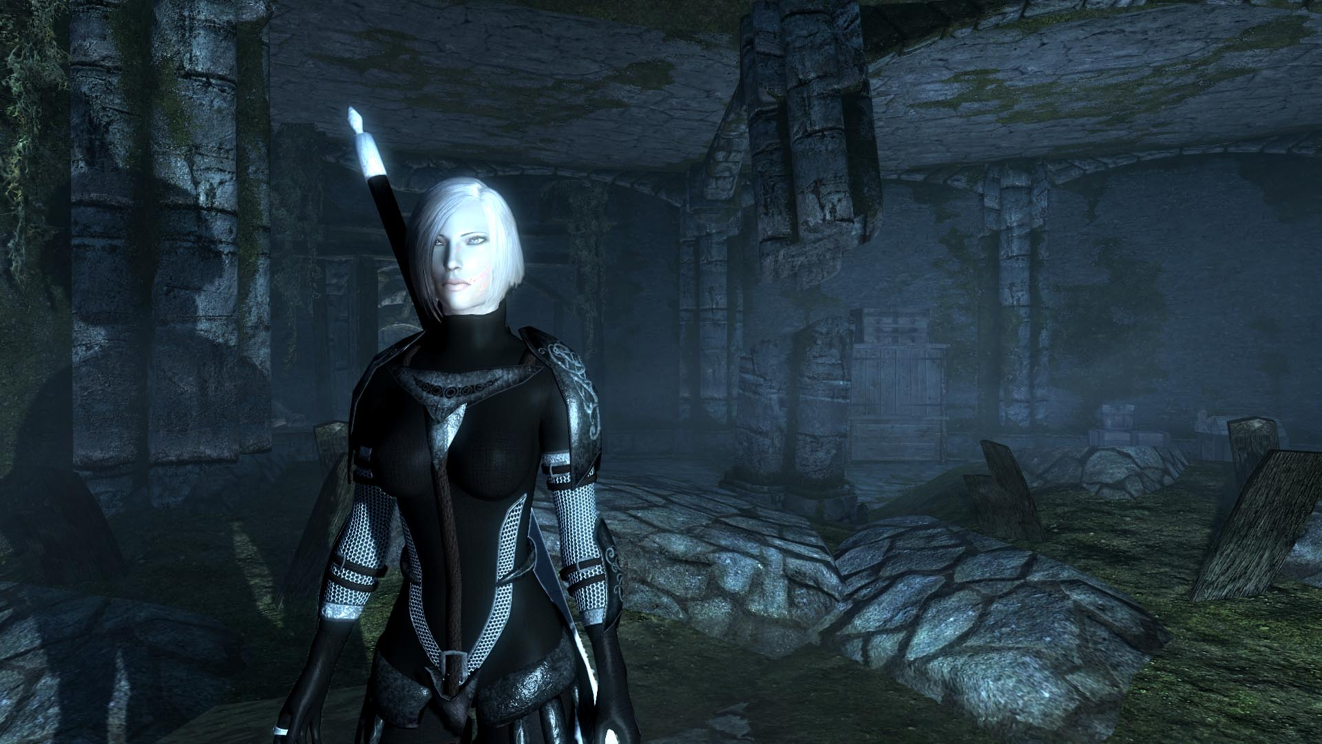 Claymore Wallpaper Hd Claymore From The Anime At Skyrim Nexus Mods And Community