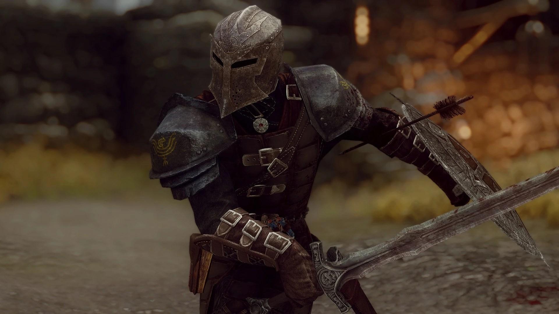 Total War Warhammer Wallpaper Hd Dawn Of The Dawnguard Armor At Skyrim Nexus Mods And