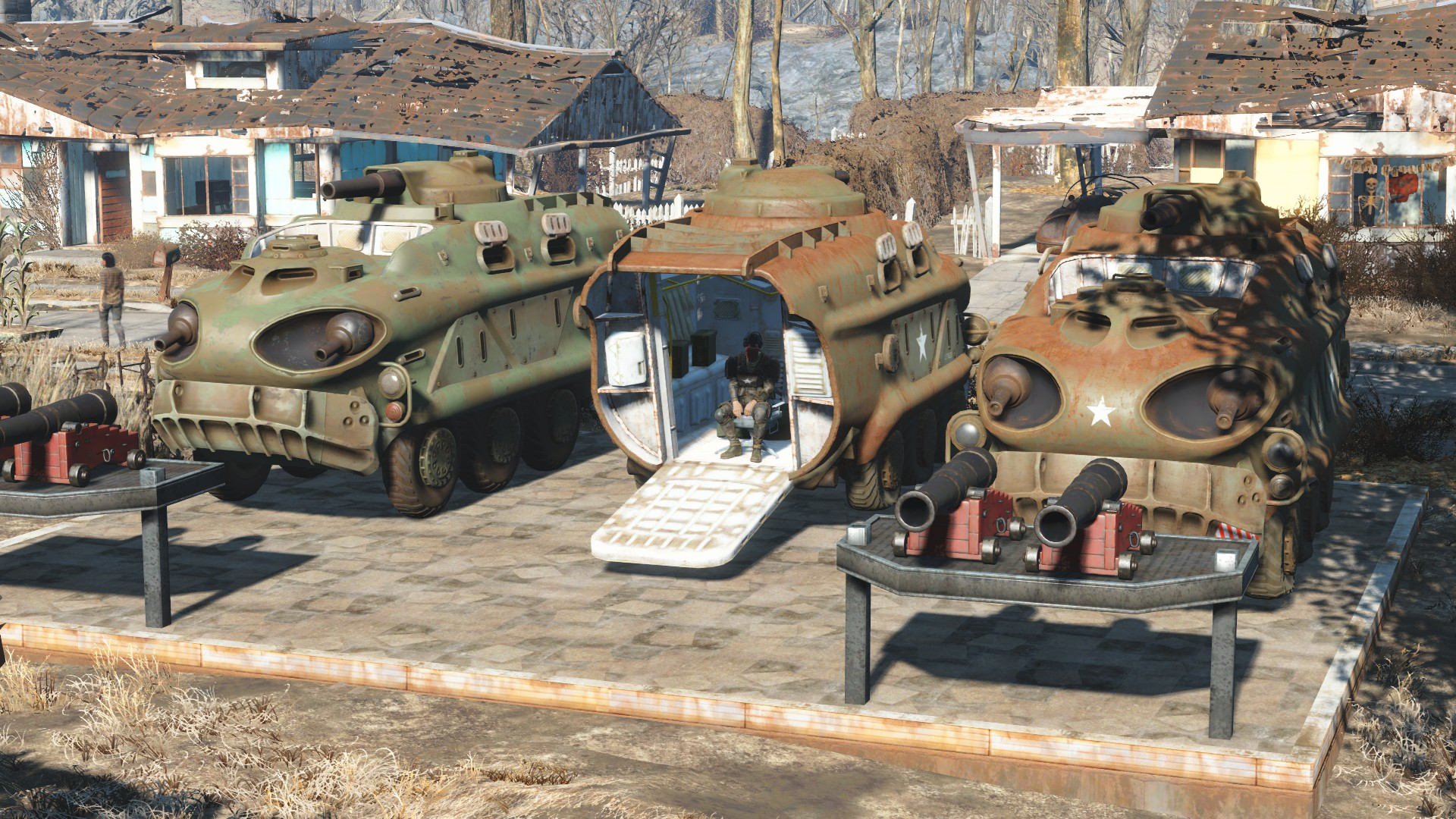 Fusion Fall Wallpaper Hd Settlement Supplies Expanded At Fallout 4 Nexus Mods And