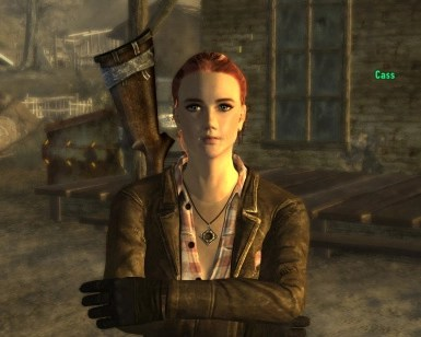 No Girls Allowed Wallpaper Rose Of Sharon Cassidy Fn Reloaded At Fallout New Vegas