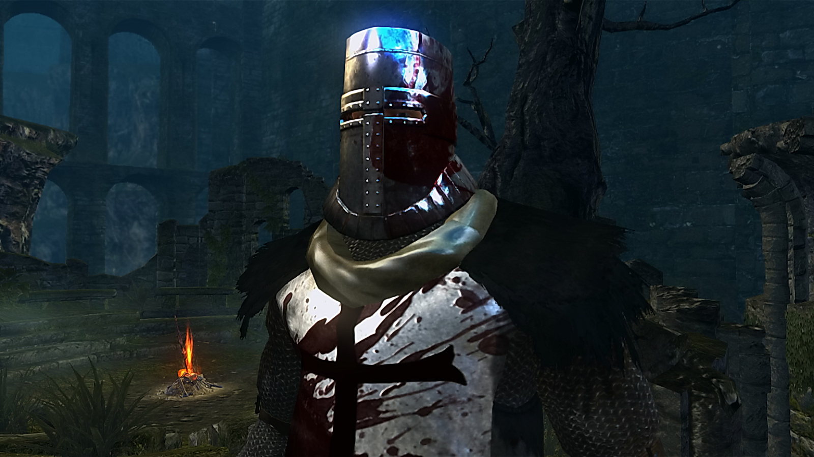Dark Souls 3 Wallpaper Quote Templar Knight At Dark Souls Nexus Mods And Community