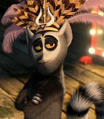 King Julian Hd Wallpaper King Julien Voice Madagascar Franchise Behind The