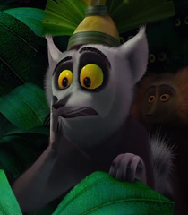 Transformers Animated Wallpaper Voice Of King Julien Madagascar Movie Behind The