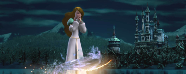 Real Barbie Girl Hd Wallpaper The Swan Princess A Royal Family Tale Cast Images