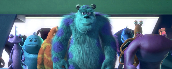 Monsters Inc 22 Cast Images Behind The Voice Actors