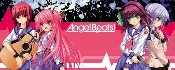 Boy Beating A Girl Wallpaper Angel Beats 27 Cast Images Behind The Voice Actors