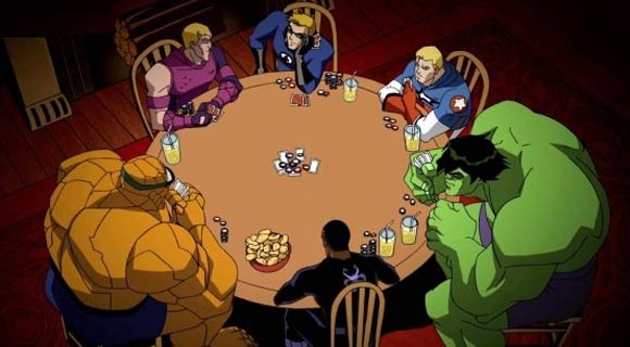 Joker Animated Wallpaper Voice This They Re Avengers And They Re Playing