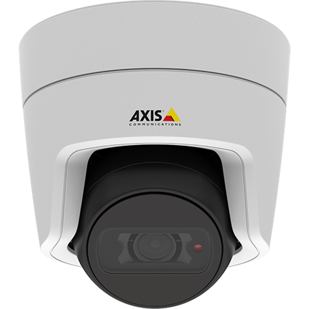 Camera De Surveillance Exterieur Discrete Axis M3105 L Mini Dome Indoor Hdtv 1080p