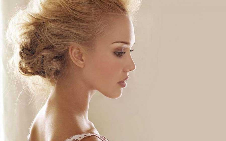 Hayden Panettiere Hd Wallpaper Jessica Alba Side Pose Popopics Com