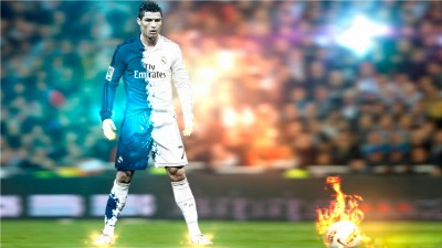 Cristiano Ronaldo HD wallpapers • PoPoPics.com