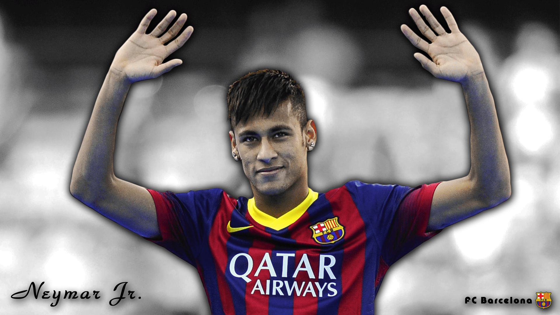 Facebook Wallpaper Quotes From Soccer Players Neymar Hd Wallpapers Popopics Com