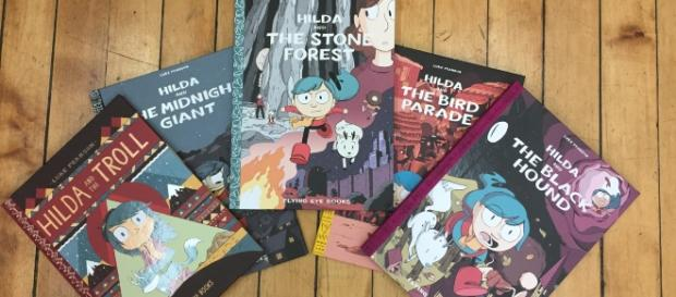 Interview with author and illustrator Luke Pearson, creator of the