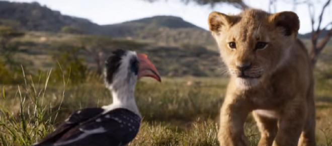 the lion king 2019 initial release uk