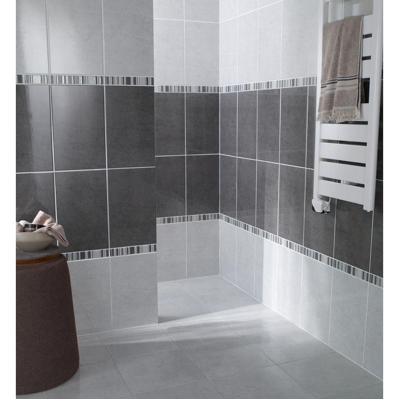 Carrelage de salle de bains - Sols et murs - Lapeyre
