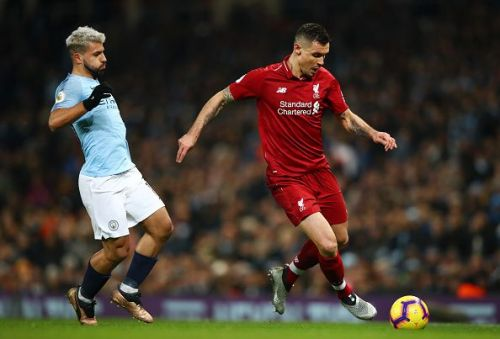 Premier League 2018 19 Twitter Reacts To Dejan Lovren39s
