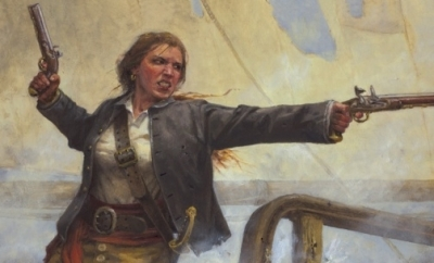 The Badass Lady Pirates of History (5/6)