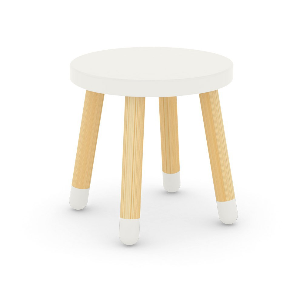 Tabourets Popsy Tabouret Blanc Awesome Beautiful Interesting Tabouret Blanc