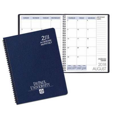 DePaul University Lincoln Park Campus Bookstore - Academic Monthly