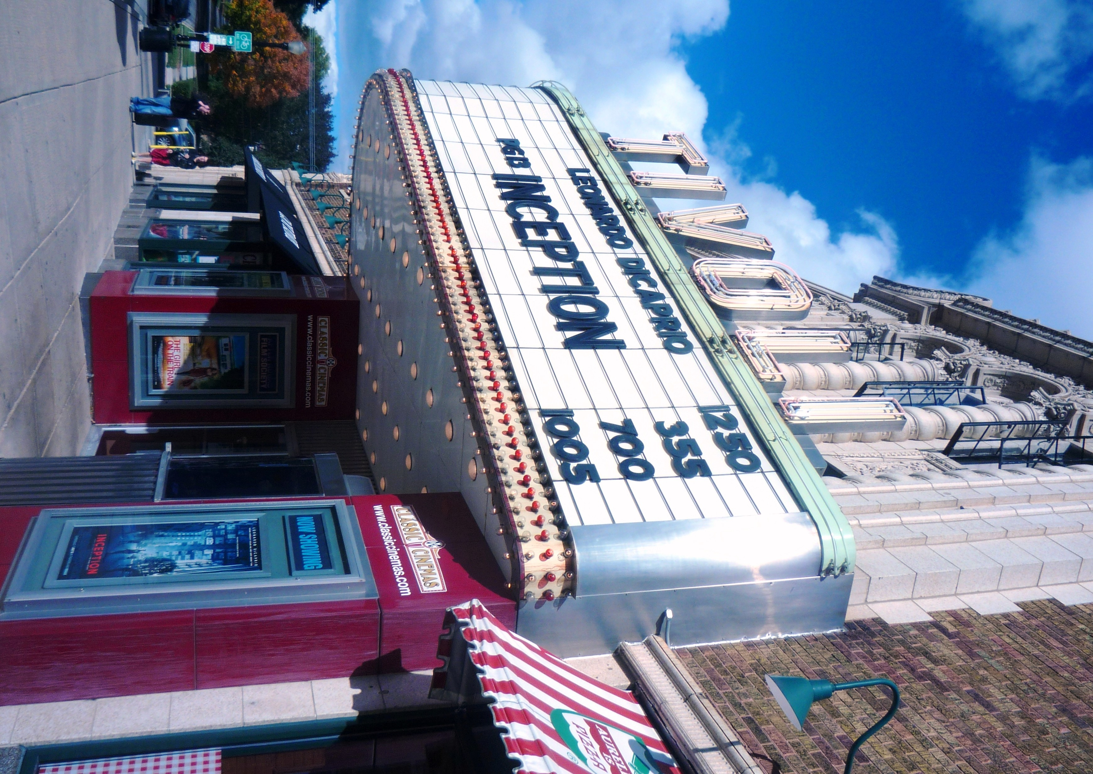 Tivoli Theater Downers Grove It's A Wonderful Life Stationscout Chicagoland By Train