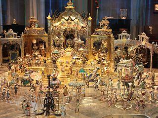 Beliebteste Museen Deutschlands: Grünes Gewölbe auf Platz 7