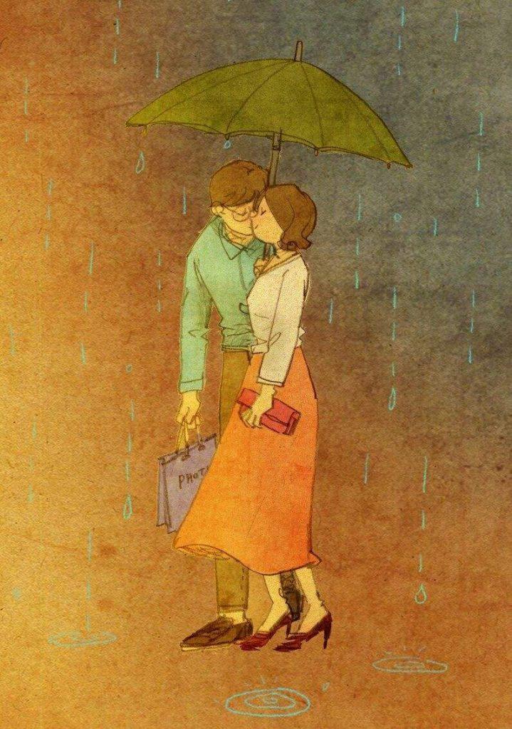 Chubby Cute Short Girl Wallpaper Beautiful Rain Wallpapers For Cool Whatsapp Status And