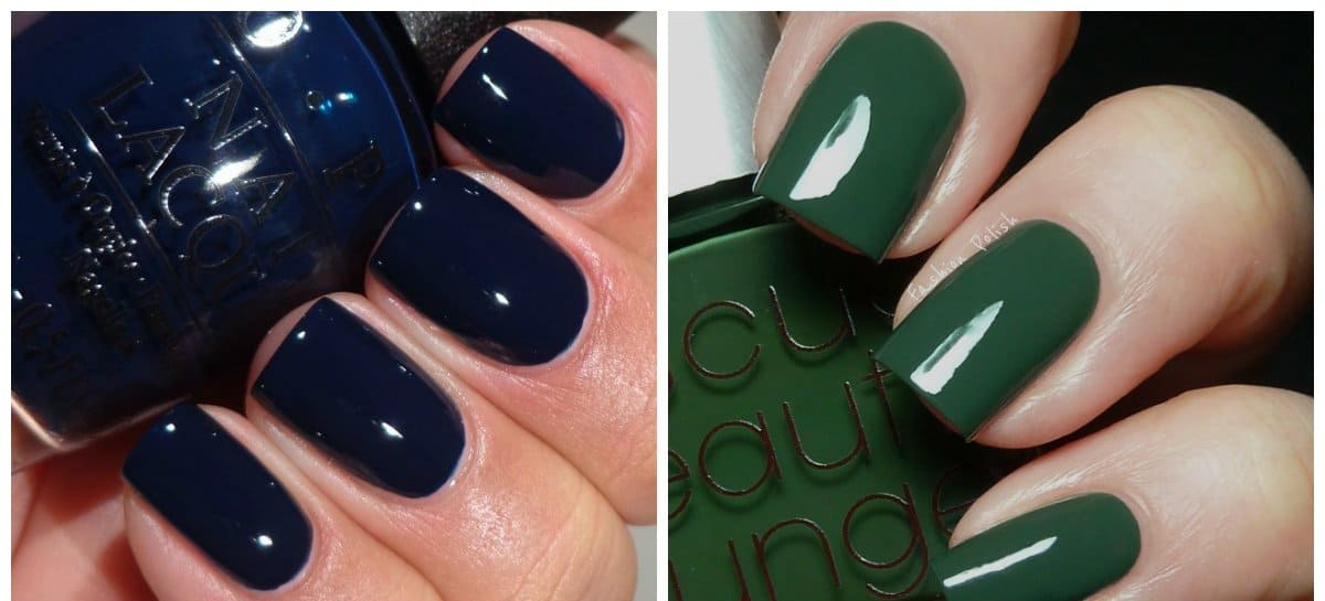 Winter Nail Polish Color Ivoiregion