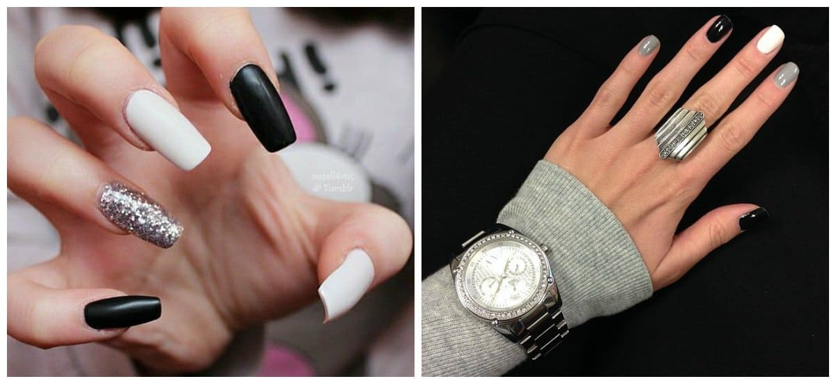 White Nails 2018 Fashionable Ideas And Trends Of White