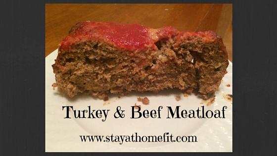 Turkey & Beef Meatloaf