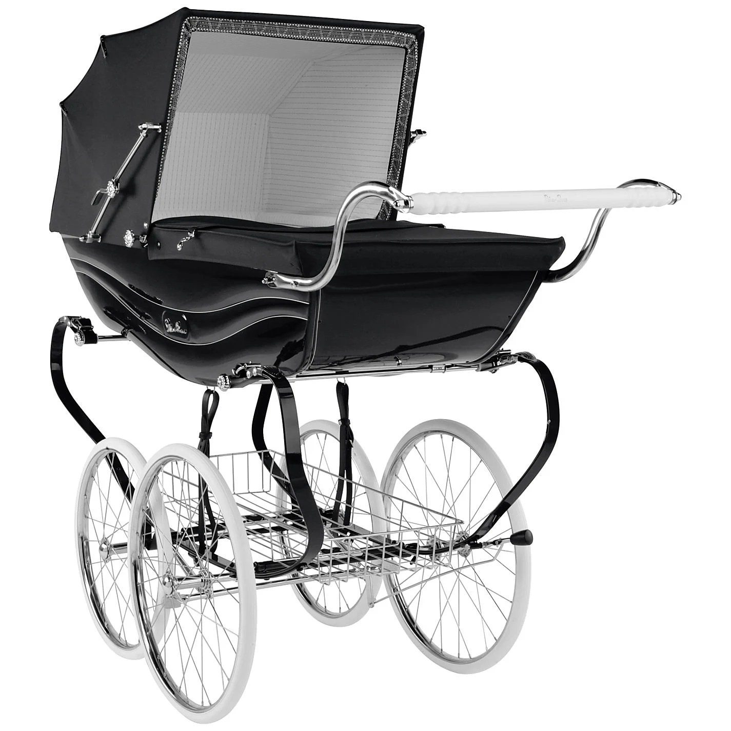 Young Versace Baby White Stroller And Travel Set The 5 Most Expensive Prams On Earth
