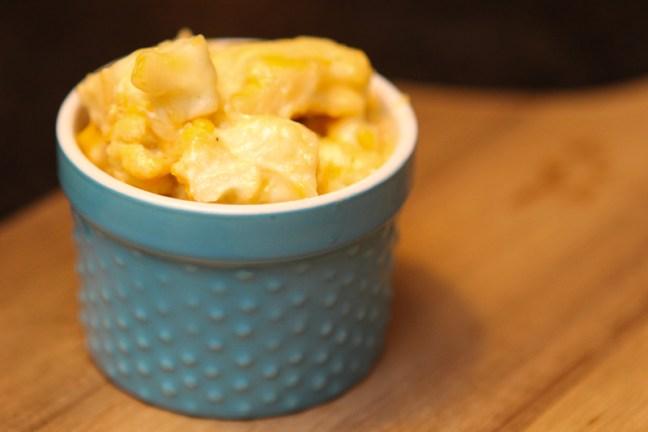 Cauliflower Mac 'n Cheese