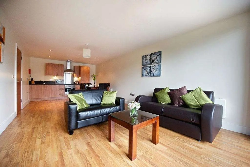 A Sofa Bed Staycity Serviced Apartments: Arcadian, Near Bullring - €