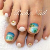 31 Adorable Toe Nail Designs For This Summer | StayGlam