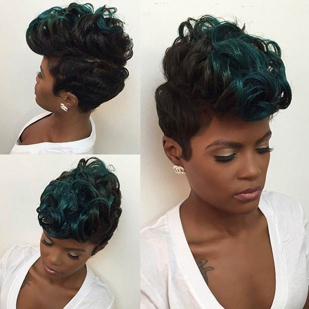 23 Fabulous Faux Hawk Hairstyles