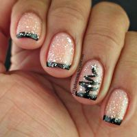 51 Christmas Nail Art Designs & Ideas for 2018 | StayGlam