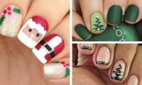 31 Christmas Nail Art Design Ideas | StayGlam
