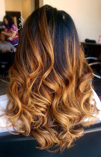 Caramel Balayage On Straight Hair 31 Balayage Highlight Ideas To Copy Now Page 2 Of 3