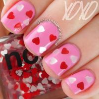 35 Cute Valentine's Day Nail Art Designs | Page 3 of 3 ...