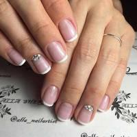 31 Elegant Wedding Nail Art Designs | StayGlam