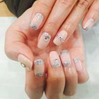 31 Elegant Wedding Nail Art Designs | Page 2 of 3 | StayGlam