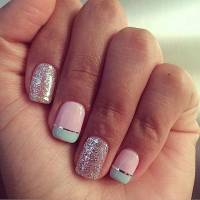 55 Super Easy Nail Designs | StayGlam