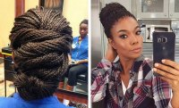 61 Beautiful Micro Braids Hairstyles