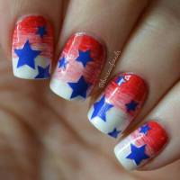 31 Patriotic Nail Ideas for the 4th of July | StayGlam