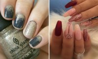 31 Snazzy New Year's Eve Nail Designs | StayGlam