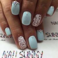 10 Elegant Nail Art Designs for Prom 2017 - crazyforus