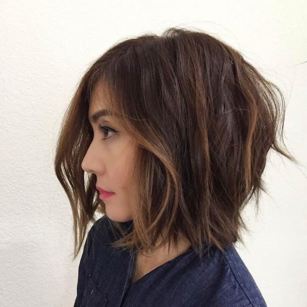 Layered Hair Problems 27 Chic Bob Hairstyles And Haircuts For 2017 Page 2 Of 3