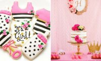 21 Cute and Creative Baby Shower Ideas for Girls | StayGlam