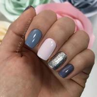 21 Elegant Nail Designs for Short Nails   Page 2 of 2 ...
